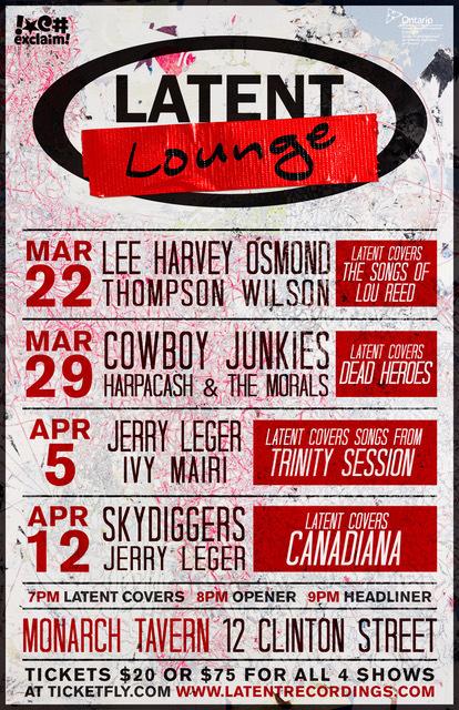 Latent Lounge